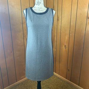 LOFT colorblock sleeveless dress